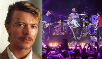 """David Bowie rechazó colaborar con Coldplay: """"No es una muy buena canción"""""""