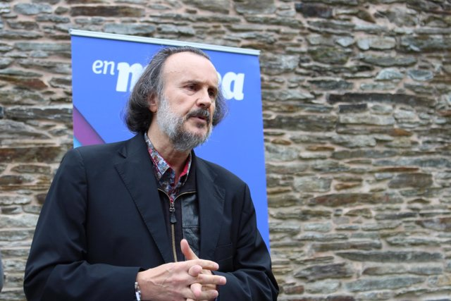 Miguel Anxo Fernán Vello, cabeza de cartel de Lugo de En Marea