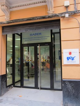 Paro. Desempleo. Región de Murcia, Servicio de Empleo y Formación