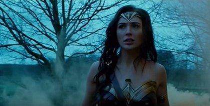 Primer avance de Wonder Woman