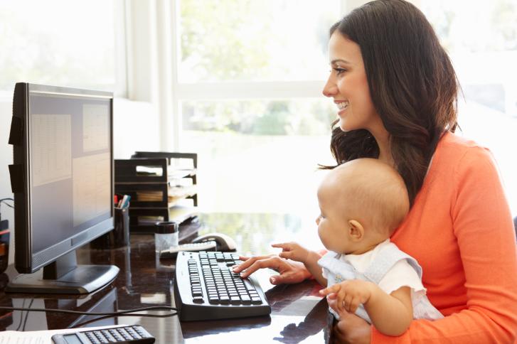 Las preocupaciones de la madre lactante y trabajadora