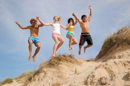 El peligro del riesgo en los adolescentes