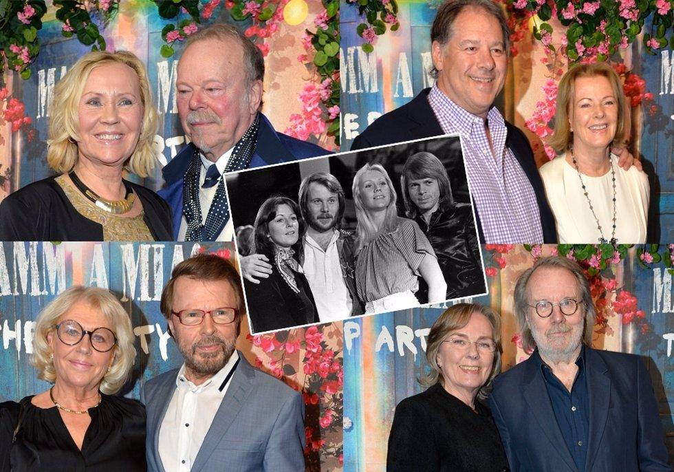 ABBA: Reunidos de nuevo tras ocho años desde la última vez