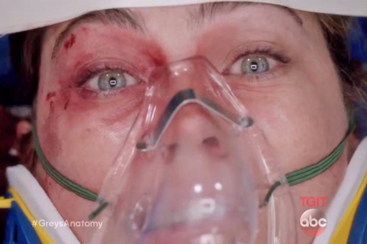 Meredith (Ellen Pompeo), en peligro en el regreso de Anatomía de Grey