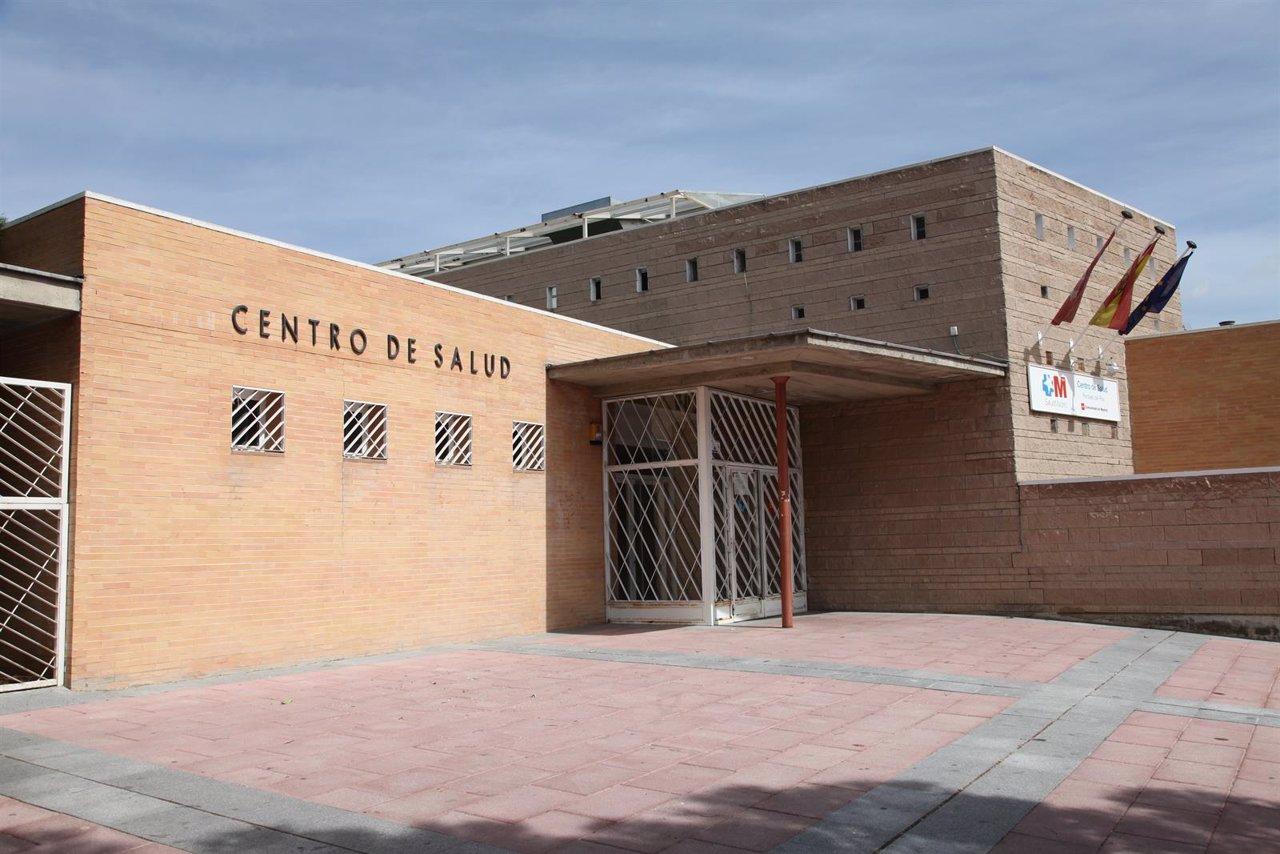 Centro de salud en Getafe