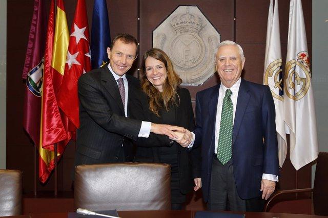 Fundación Carmen-Pardo Valcarce y Real Madrid acercan deporte a discapacitados