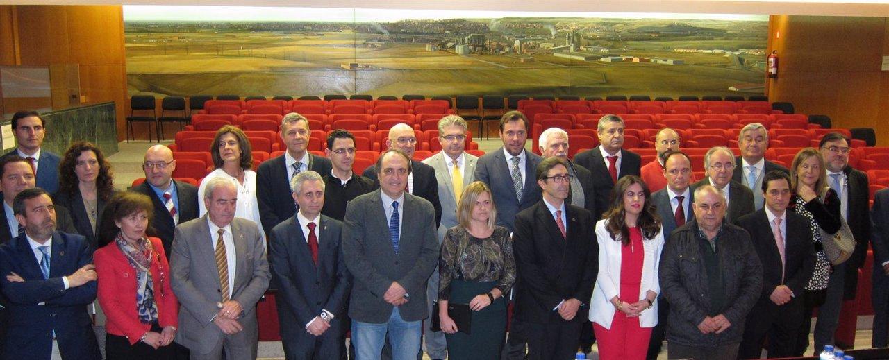 Acto de presentación del Instituto de Mediación de Valladolid
