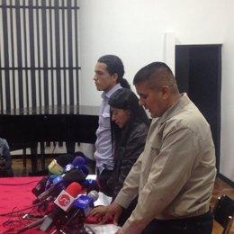 Guerrilleros indultados de las FARC