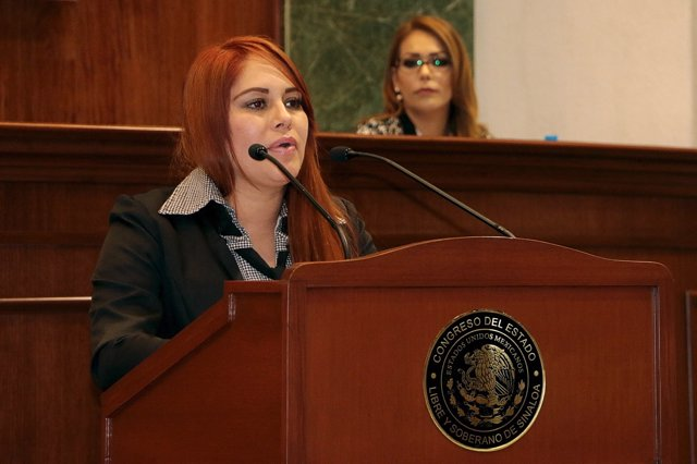 Lucero Sánchez, diputada vinculada a El Chapo