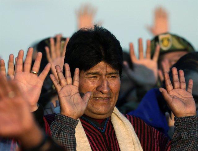 Evo Morales, 10 años de mandato