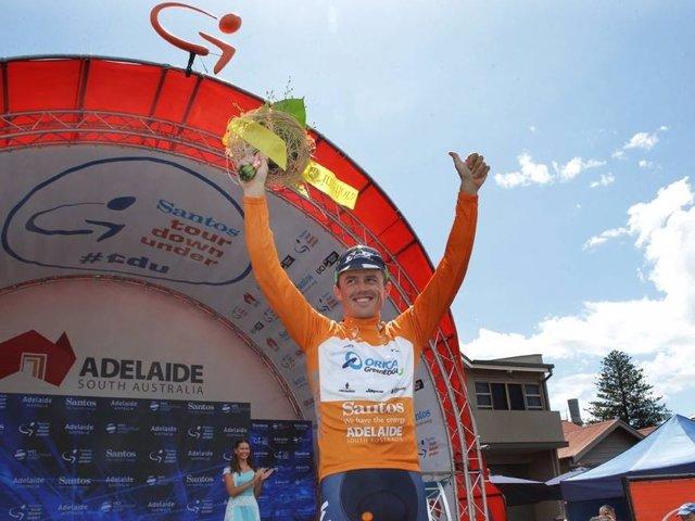 Simon Gerrans (Orica) gana la cuarta etapa del Tour Down Under