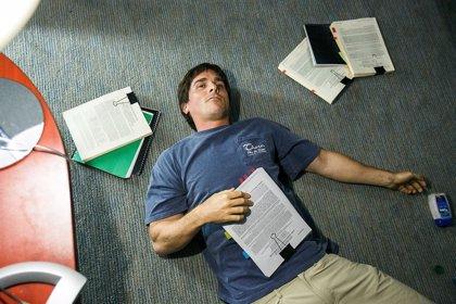 "Christian Bale, protagonista de La Gran Apuesta: ""Me obsesiona mi trabajo"""
