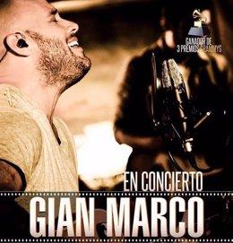 Gian Marco Tour #Libre 2016 Europa