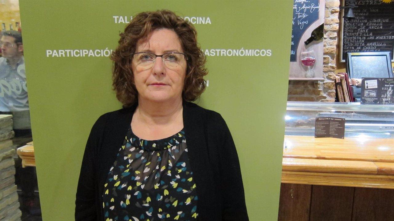 María Victoria Broto,consejera de Ciudadanía y Derechos Sociales de Aragón