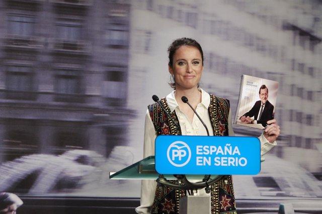 Andrtea Levy presenta El comparador de programas electorales
