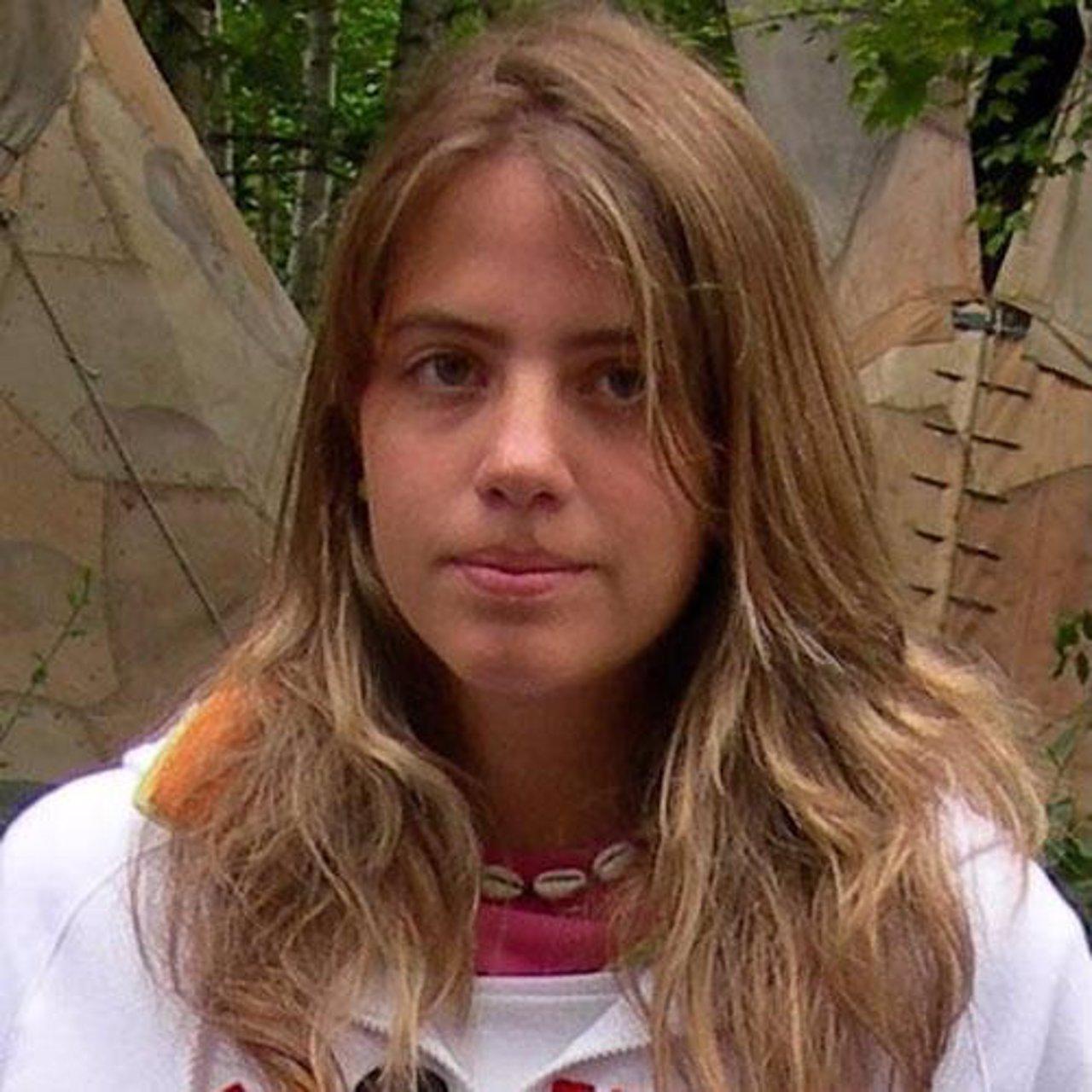 Primer plano de la joven desaparecida en Sevilla, Marta del Castillo