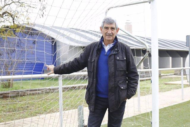 El profesor de la UPO José Carlos Jaenes