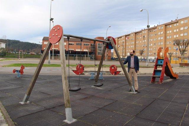 Ampliación Parque Infantil Nueva Ciudad