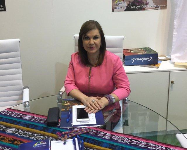 """Maruja Acevedo: """"El turismo es una herramienta y un motor de generación de emple"""