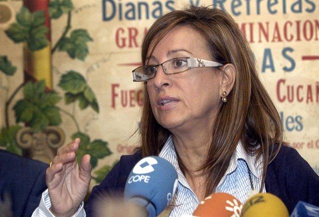 La alcaldesa de Jerez de la Frontera (Cádiz), Pilar Sánchez