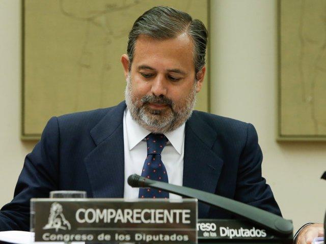 Federico Ramos, subsecretario del Ministerio de Presidencia