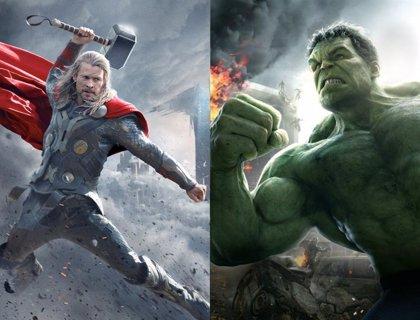 Thor Ragnarok: El 'road trip' galáctico de Hulk y el Dios del Trueno