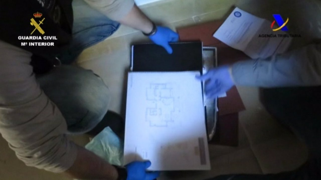 Nota De Prensa: La Guardia Civil Detiene En Marbella A Un Defraudador Internacio
