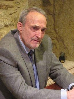 El nuevo presidente de la CEG, Antonio Dieter Moure Areán