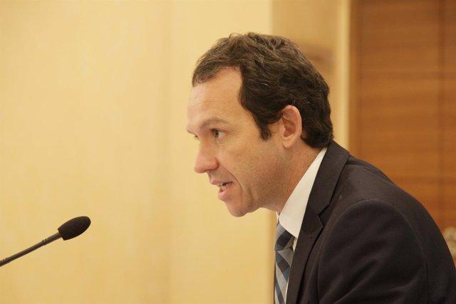 El portavoz del Govern, Marc Pons