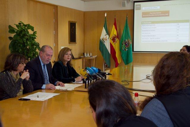 Presentación del Plan de Cohesión Local