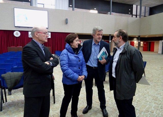 Expertos en periodismo, en Segovia