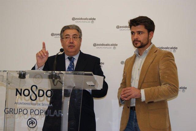Zoido y Beltrán Pérez.