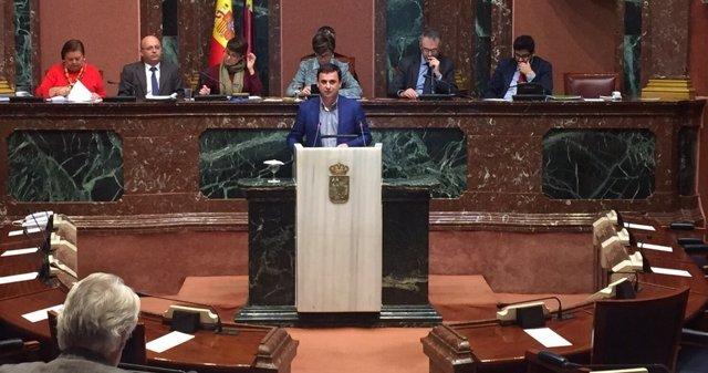 Emilio Ivars, diputado socialista