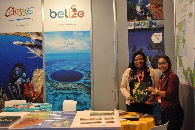 Belice, un paraíso por descubrir, conquista el mercado europeo en FITUR