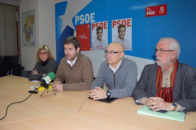 Urquizu (PSOE) ha presentado este viernes la Oficina del Diputado