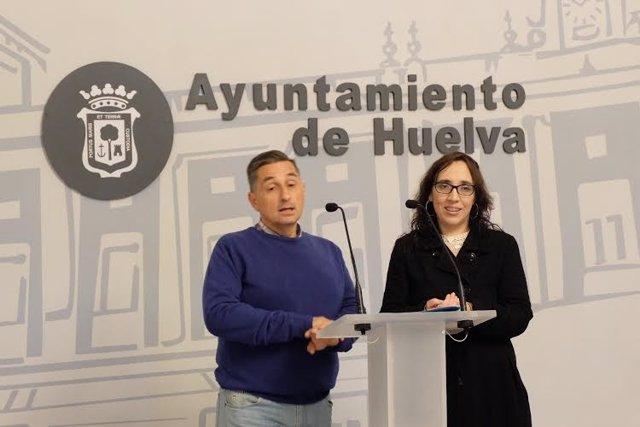 La concejala de Igualdad de Huelva, Alicia Narciso.