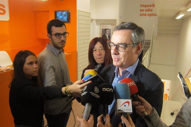José Manuel Villegas, C's