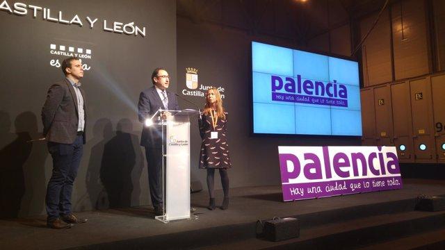 Presentación de Palencia de la oferta turística de Palencia