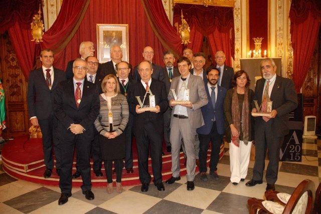 NP Y Fotos De Entrega De Premios Albéitar 2015