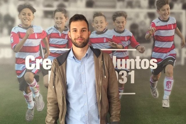 Jesús Fernández, nuevo portero del Granada C.F.