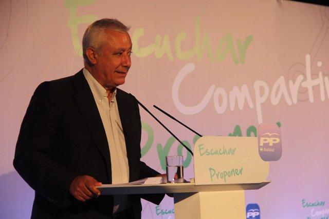 Javier Arenas.