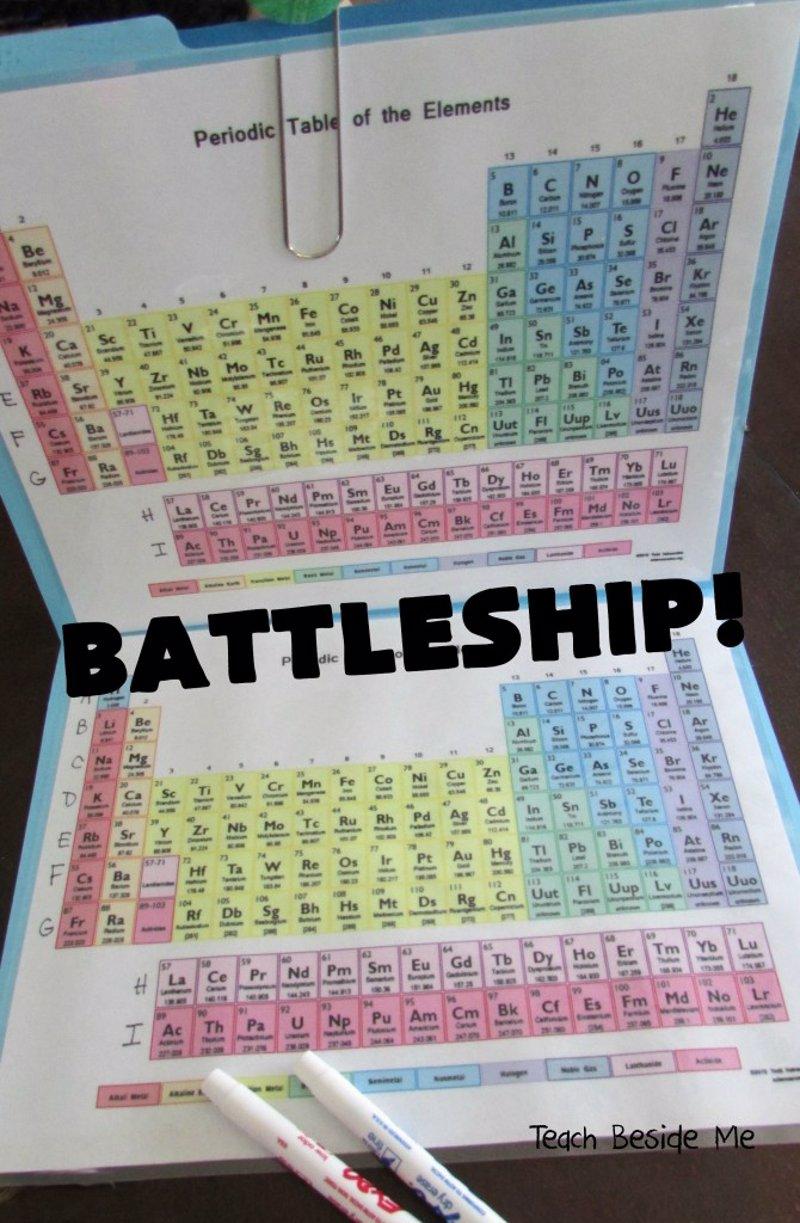 Convierte la tabla peridica en el juego hundir la flota para convierte la tabla peridica en el juego hundir la flota para ensear a sus hijos urtaz Choice Image