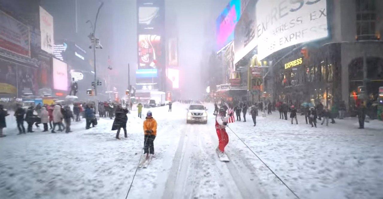 Snowboard nueva york