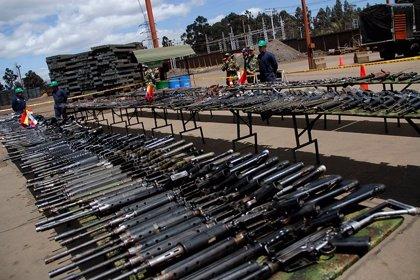 ¿Qué pasará con las armas que dejen las FARC tras la firma del acuerdo de paz?