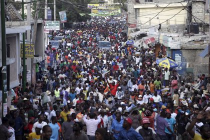 La oposición denuncia el fraude de las elecciones en Haití con manifestaciones