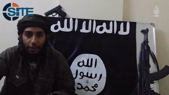 Vídeo del Estado Islámico sobre los terroristas de París
