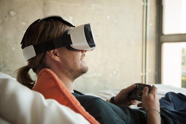Gear VR: Así es la realidad virtual de Samsung