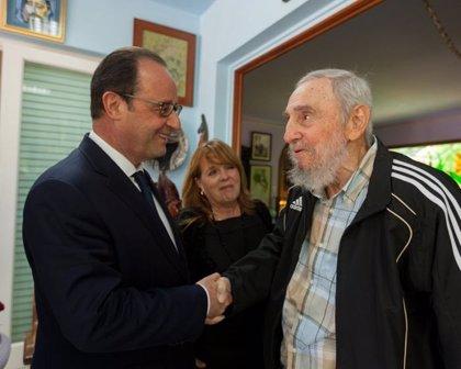 Francia y Cuba continúan estrechando relaciones