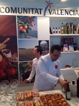 La Comunitat, destino gastronómico en Madrid Fusión 2016