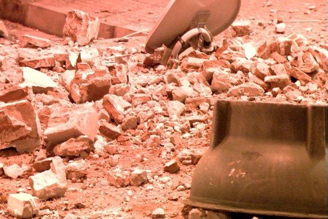 El terremoto en Melilla causa 26 heridos